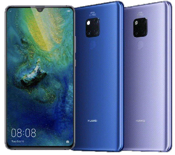 Huawei Mate 20X Phone評估