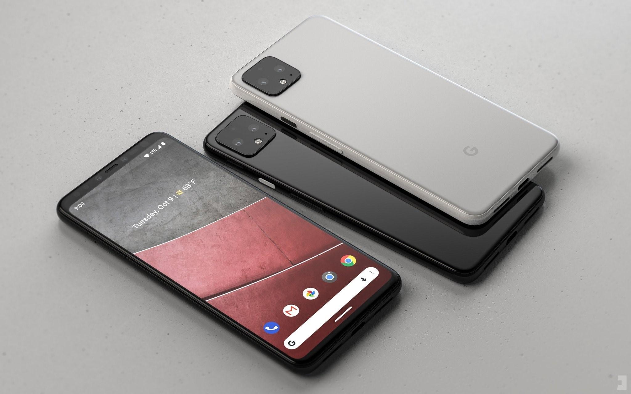 相機之王又回來了:Google Pixel 4和Google Pixel 4 XL評測