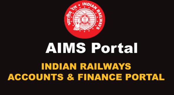 "[Login] AIMS portal""RESS Salary Slip Railway Employee"
