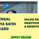 "[Health Card] West Bengal Swasthya Sathi Scheme 2021""Registration Form"