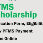 "PFMS Scholarship 2021""apply online""Student Registration""pfms scholarship for college/university students"