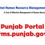 """HRMS Punjab Employee Salary Slip Download""""hrms.punjab.gov.in Login"""