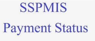SSPMIS Payment Status 2021″Panchayat Wise Report