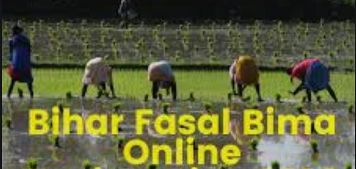 [Status] Bihar Rajya Fasal Sahayata Yojana 2021″Online Registration