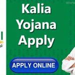 "Kalia Yojana 2021 Online Apply""Application Form""Application Status"