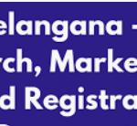 IGRS Telangana Registration:Telangana Land Registration Documents Online