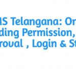 DPMS Telangana Portal:Online Building Permission