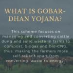 GOBAR-DHAN Yojana 2021 Yojana Online|Application Form