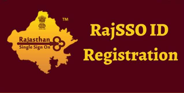 RajSSO ID Registration